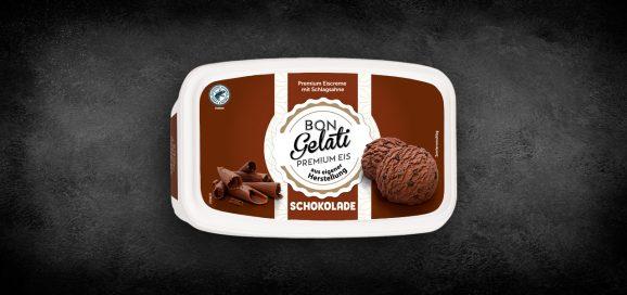 Schokoladeneis 1l